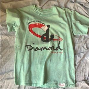 Men's Diamond Supply Co T-shirt